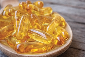 What is the key to a Healthy Heart? The answer is: FISH OIL