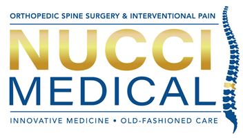 Nucci Medical- Tampa Bay's Premiere Spine ans orthopedic surgeons.